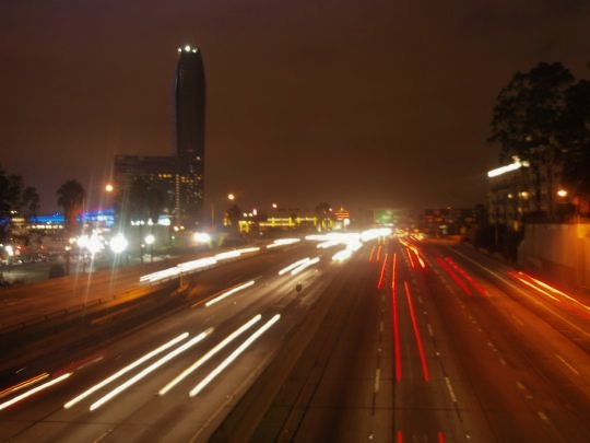 10-221 - Autoroute de Los Angeles