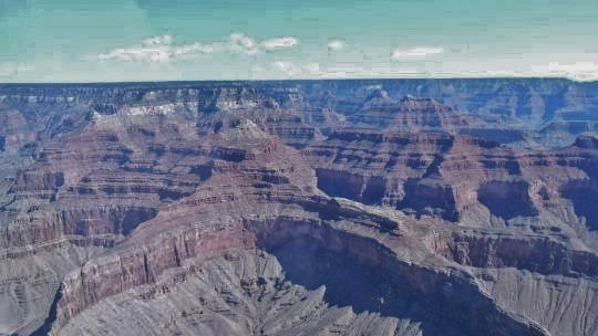 08-062 - Grand Canyon en helico