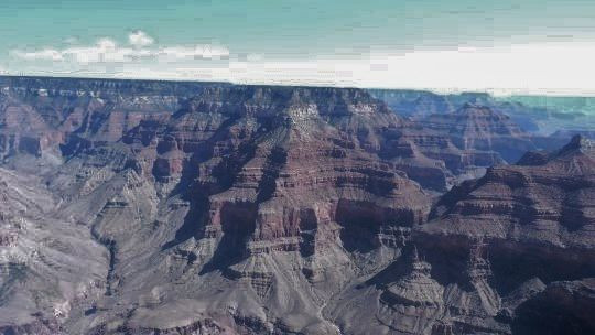 08-066 - Grand Canyon en helico