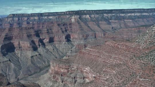 08-077 - Grand Canyon en helico