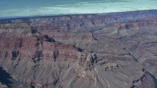 08-083 - Grand Canyon en helico