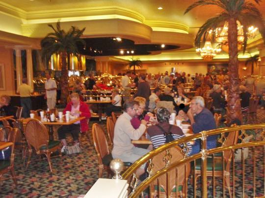 08-157 - Salle de restaurant a Laughlin