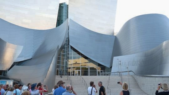 09-121 - Walt Disney COncert Hall